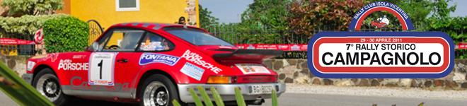 7^ Rally Storico Campagnolo
