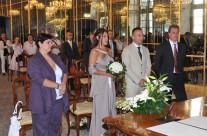 Testimoni … coloro che accompagnano per tutta una vita gli sposi e poi son testimoni della loro unione