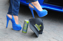 Scarpe ed ENERGY DRINK … e non ci ammazza più nessuno…